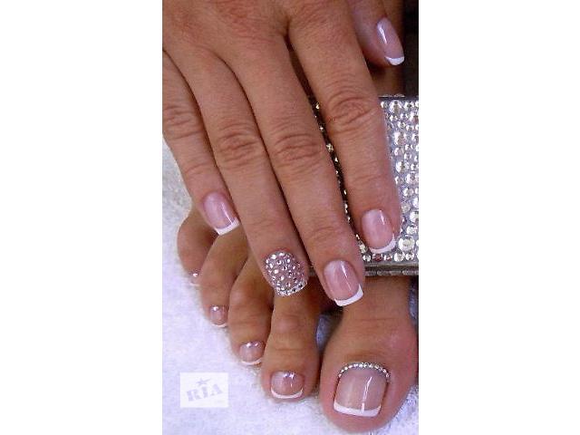 купить бу покрытие ногтей гель пудрой  в Харькове