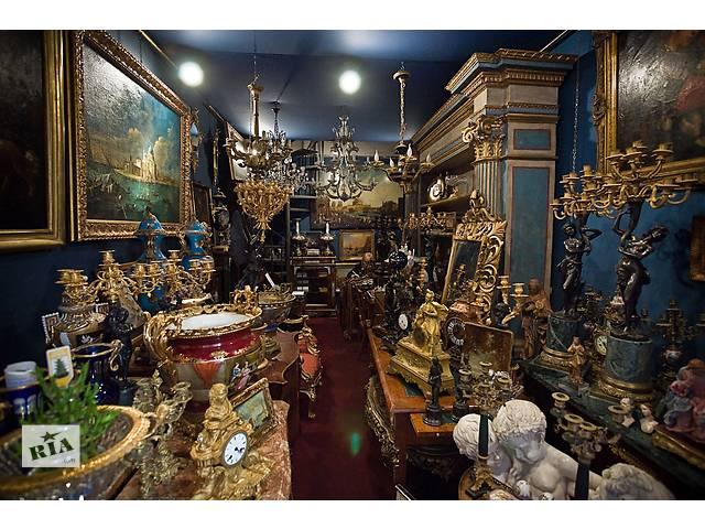 купить бу Покупка раритетных и старинных вещей в Киеве