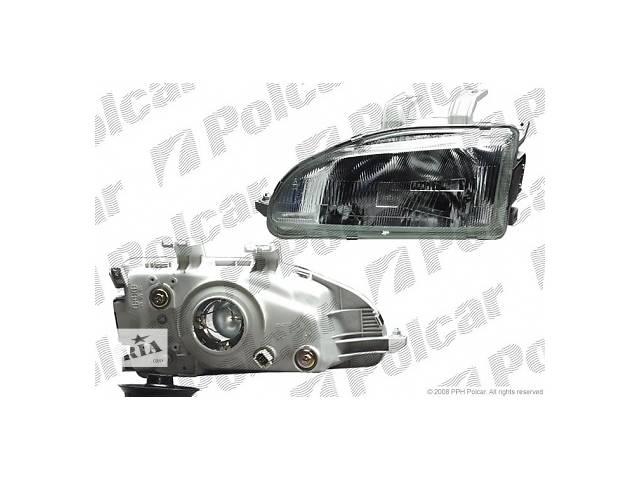 бу Polcar 380709-E Фара основная левая сторона TYC тип лампы=H4 ручной ECE HONDA CIVIC HB/купе (EG/EJ) 10.91-12.95 в Луцке