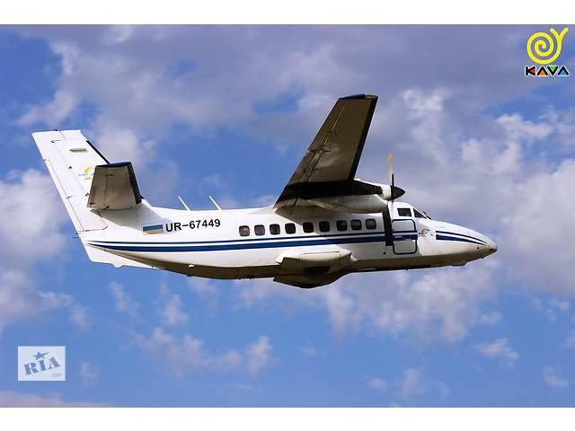 бу Полеты за штурвалом самолета с KAVA в Днепропетровской области