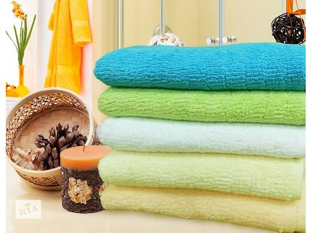 продам Полотенца Махровые полотенца новый Турция бу в Херсоне