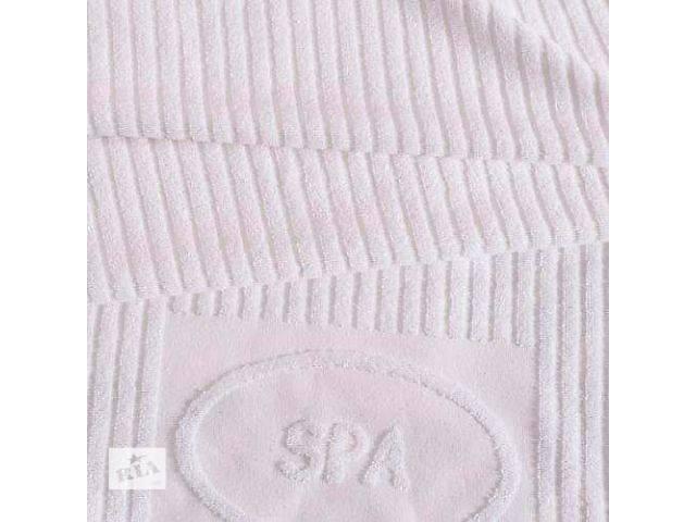 купить бу полотенца с жаккардовыми логотипами в Херсоне