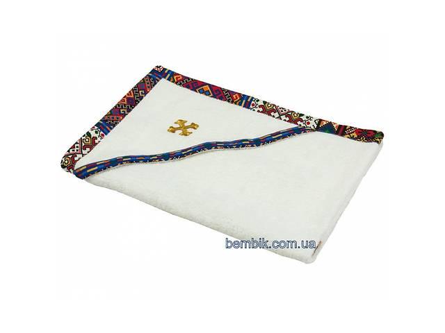 продам Полотенце для крещения с украинским орнаментом и вышивкой 987У Руно бу в Виннице