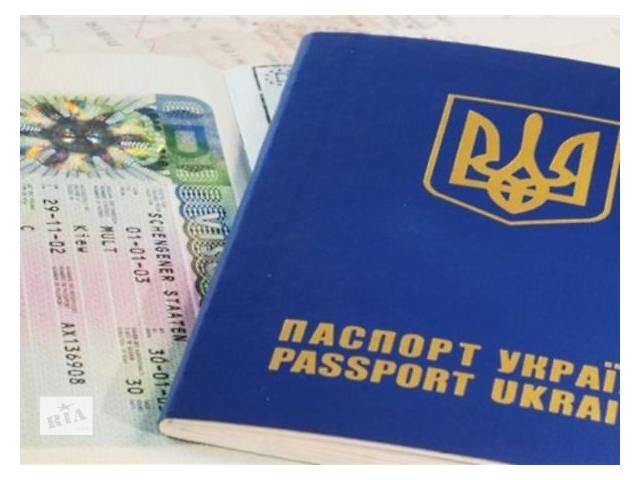 купить бу Польская национальная рабочая виза категории D 180/360  в Украине