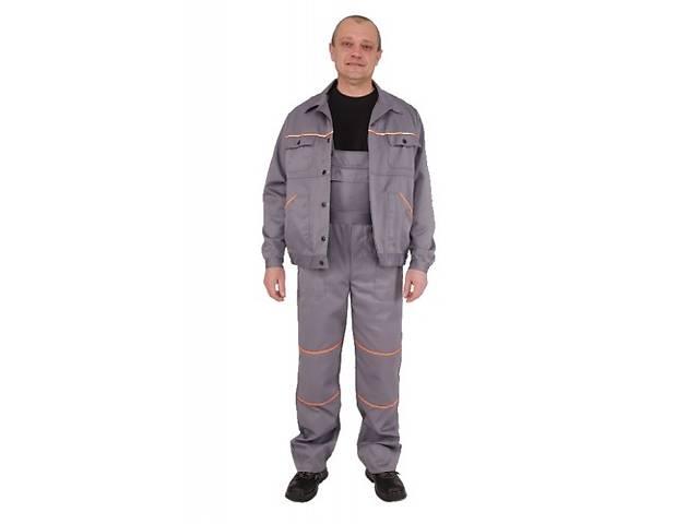 продам Полукомбинезон с курткой Базис М, рабочий костюм, мужской, спецодежда бу в Киеве