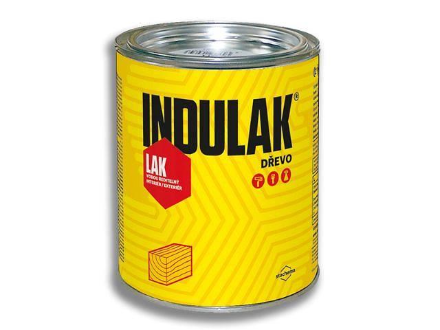 продам Полуматовый полиуретановый лак для дерева на водной основе (аквалак) INDULAK, чешского производства. бу в Львове