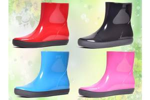 Нові Жіночі гумові чоботи Speedo