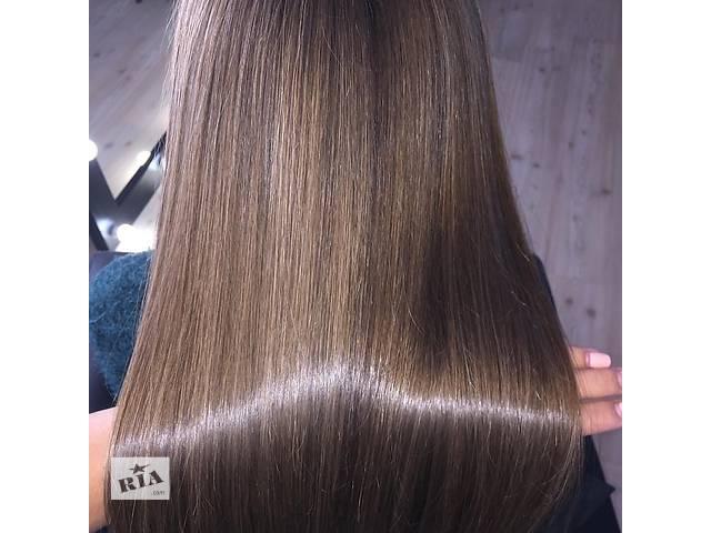 Полировка,кератин,ботокс для волос - объявление о продаже   в Украине