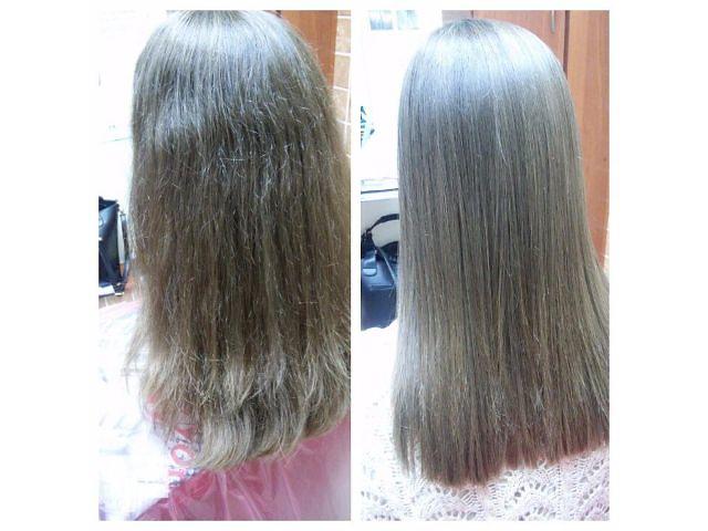 Полировка волос Киев ст.метро Харьковская недорого.- объявление о продаже  в Киеве
