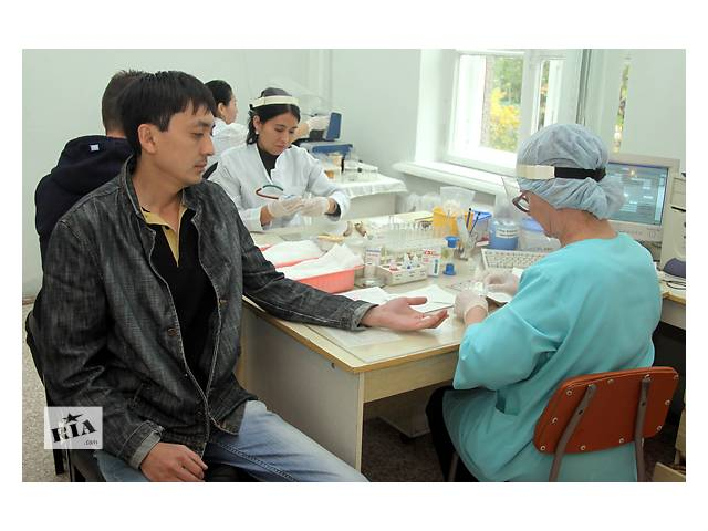 купить бу Полис ДМС для трудовых мигрантов (получение патента) в Севастополе