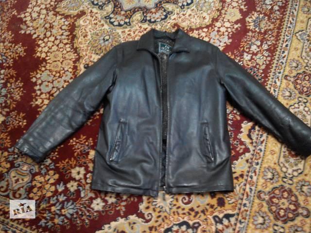 бу породам зимнюю кожаную куртку в Николаеве