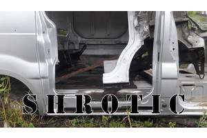 б/у Порог Opel Vivaro груз.