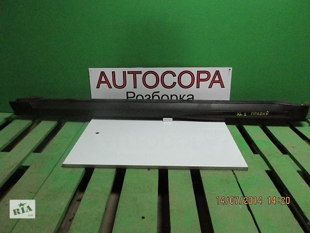 продам Порог правий для легкового авто Mitsubishi Outlander XL бу в Львове