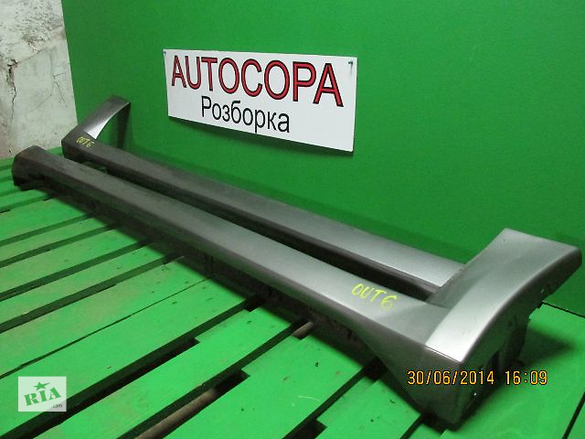 купить бу Пороги для легкового авто Mitsubishi Outlander в Львове