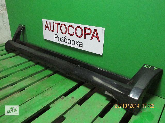 бу Пороги для легкового авто Mitsubishi Outlander в Львове