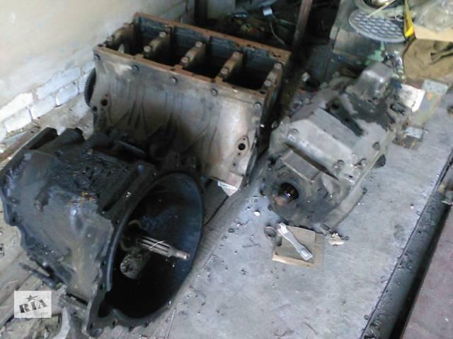купить бу Поршневая +шатуны конверсионного двигателя Камаз в Харькове