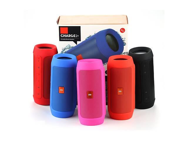 купить бу Портативная беспроводная MP3 Bluetooth колонка Charge 2+. Супер звук! Мощная батарея на 6000 mAh! в Киеве
