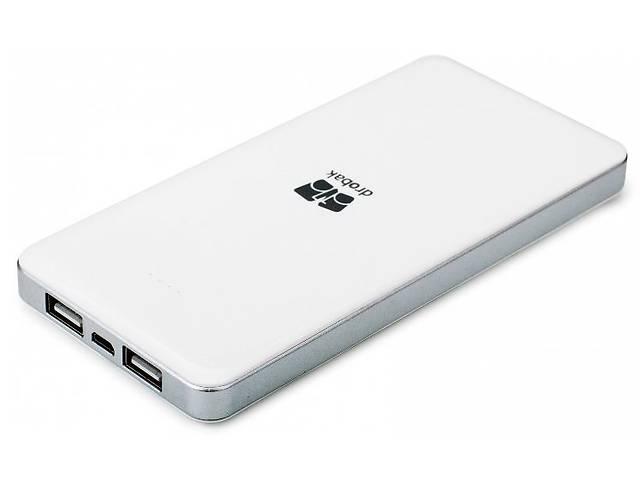 Power Bank Drobak Elegant Power 12000 внешний аккумулятор батарея  универсальная в упаковке- объявление о продаже  в Киеве