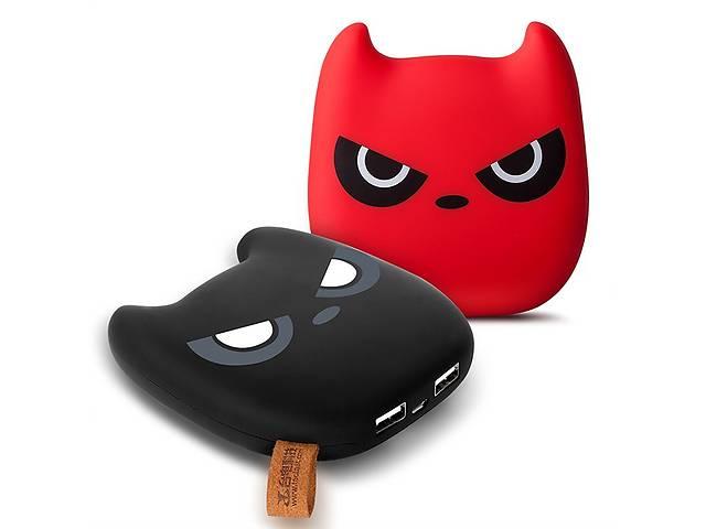 купить бу Портативный аккумулятор Totoro Devil Power Bank 6600mAh в Киеве
