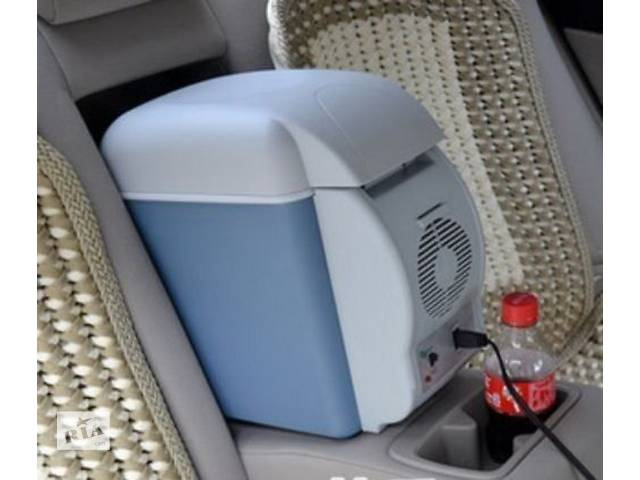 продам Портативный Электрический Авто-холодильник с функцией разогрева. 12V 7.5L бу в Мукачево