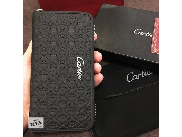 продам Портмоне мужское Cartier  бу в Днепре (Днепропетровск)