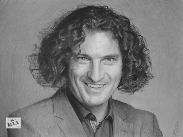 бу Портрет, рисунок, картина в Сумах
