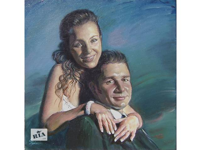 бу Портреты на заказ в Николаеве