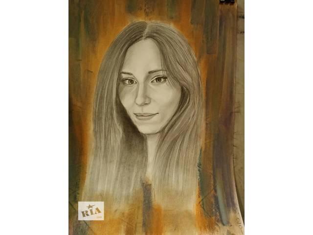 бу Портреты и картины на заказ в Запорожье