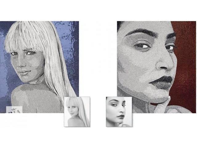 портреты из мозаики- объявление о продаже  в Тернополе