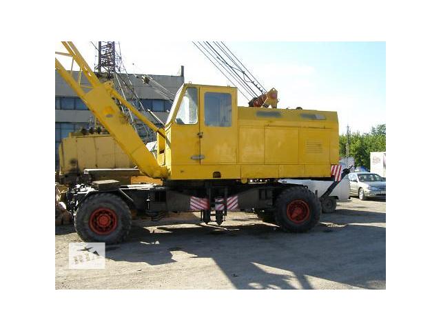 продам Послуги крана на пневмоходу КС-5363 бу в Ровно