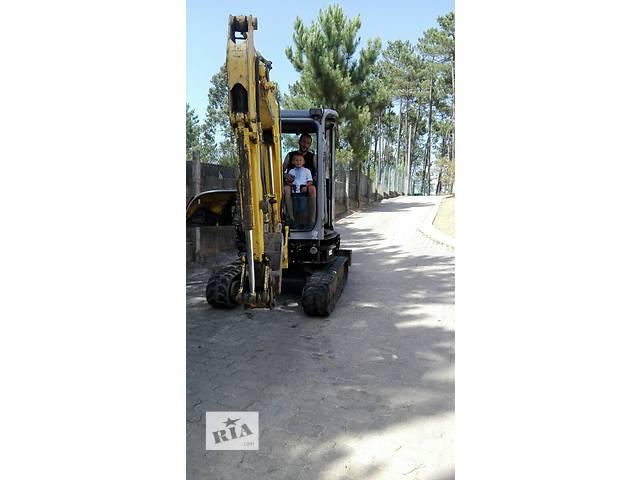 купить бу Услуги мини экскаватора в Винницкой области