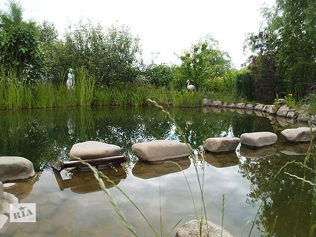 бу построим плавательный пруд  в Украине