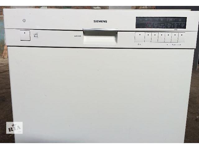 купить бу Посудомойка с сушкой Siemens/Посудомоечная Машина в Черкассах