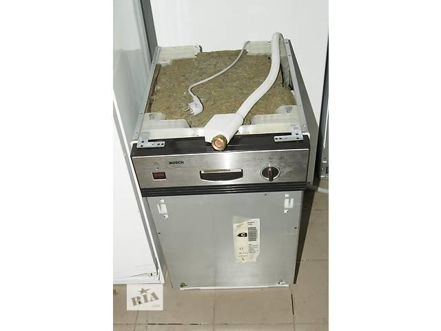 продам Посудомойка Bosch, 45 см., встраиваемая, 9 компл. посуды, нержавейка бу в Березному
