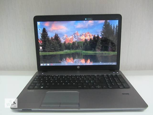 бу Мощный и надежный HP ProBook 455 создан для эффективной работы в Тернополе