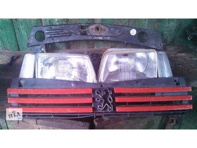бу поворотник/повторитель поворота правый левый фара правая левая Peugeot 205 в Ровно