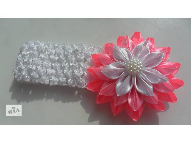 Повязка с цветком- объявление о продаже  в Виннице