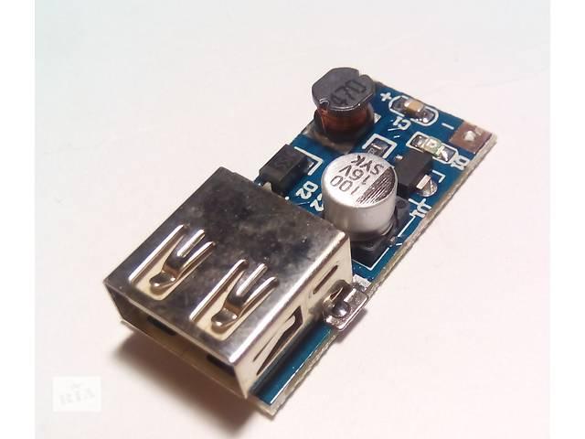 купить бу Повышающий преобразователь DC-DС (USB, 5 В, 0,6 А). в Киеве