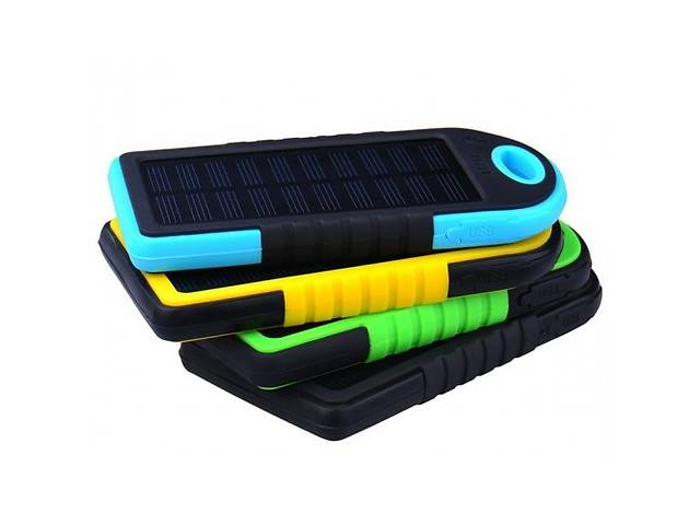 бу Power Bank Solar 5000 mah в Виннице