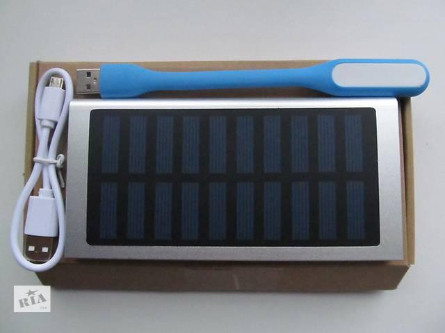 продам Power Bank (solar charger) 12000 mAh бу в Александрие