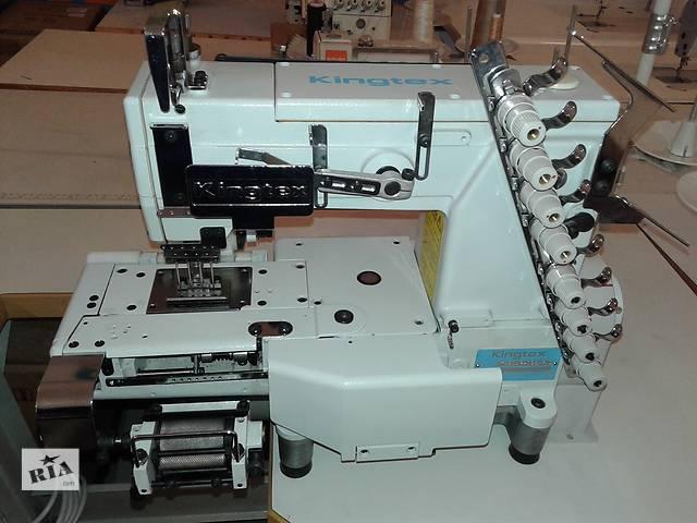 Поясная швейная машина KingTex MT 450 - 4-х игольная.- объявление о продаже  в Хмельницком
