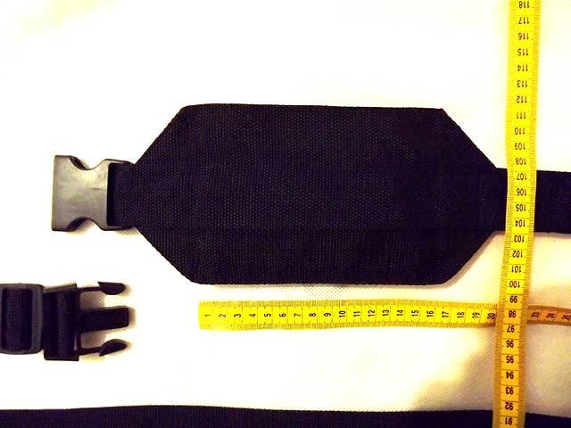Поясная сумка 1,5 см. толщиной. Скрытое ношение.- объявление о продаже  в Вишневом (Киевской обл.)