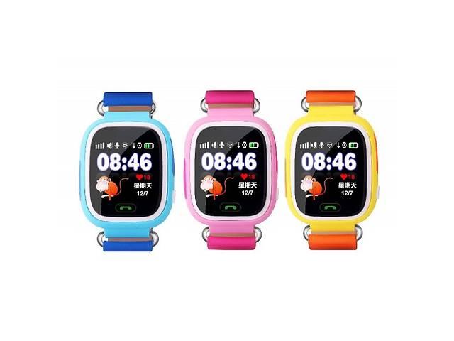ПоискРасширенный  Smart Baby Watch Q90 розумний годинник- объявление о продаже  в Киеве