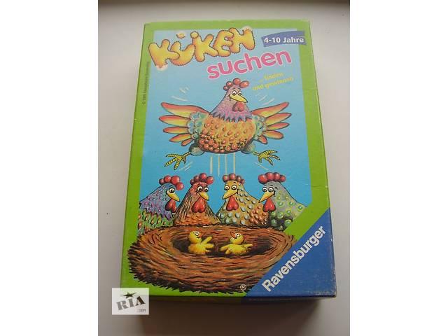купить бу Поиск цыплят - игра от Равенсбургер в Днепре (Днепропетровске)