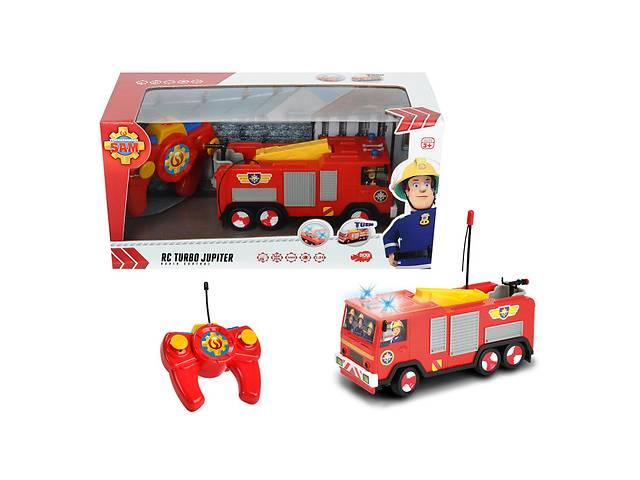 бу Пожарный Сэм, Пожарная машина на р/у, 2х кан., св., 1:24 (детские игрушки) в Симферополе