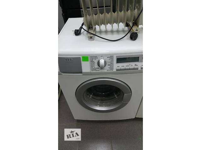 Пральна машина AEG Lavamat OKO PLUS (8кг)\Стиральная машина- объявление о продаже  в Львове