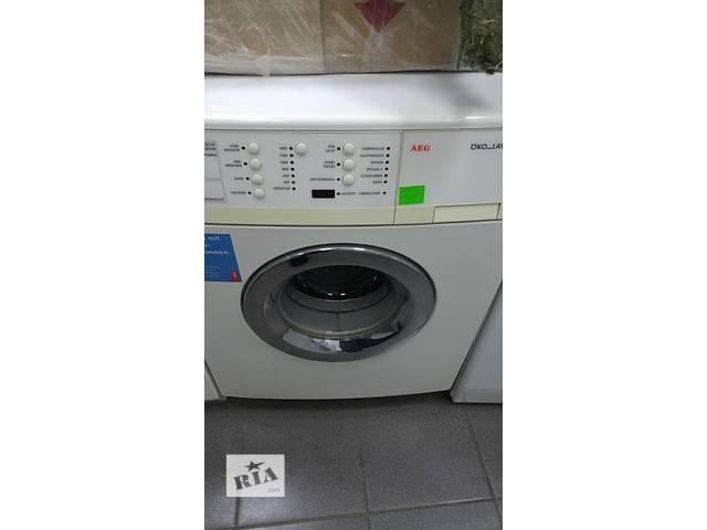 Пральна машина AEG \Стиральная машина- объявление о продаже  в Львове