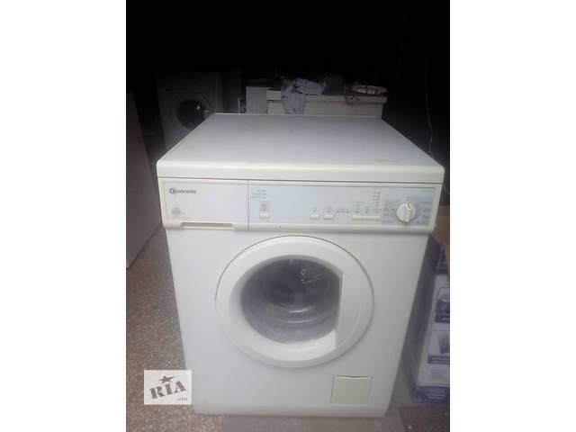 Пральна машинка Bauknecht WA 6753- объявление о продаже  в Черновцах