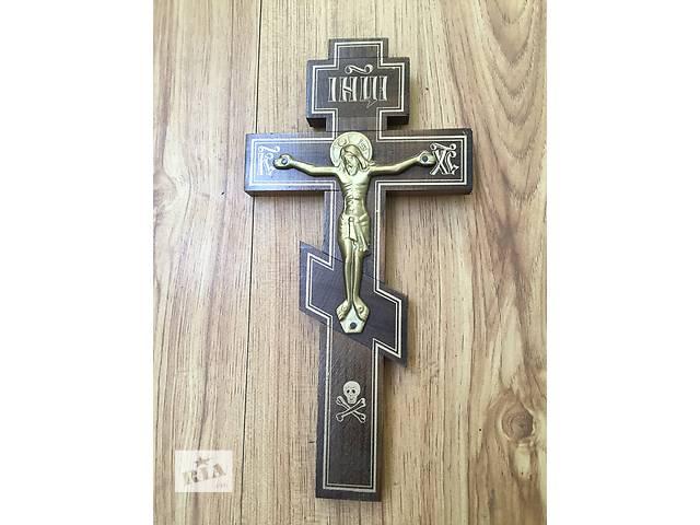 продам Православный осиновый крест бу в Мариуполе (Донецкой обл.)