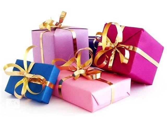 бу Праздничная упаковка подарков в Виннице